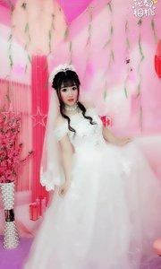 新娘子化妆全程美丽动人