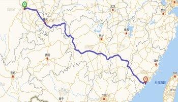 高速公路地图路线为什么有红蓝绿三种,各代表什么意思?:红色代表