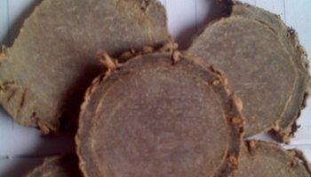 基原:本品为单子叶植物姜科zingiberaceae蓬莪术curcuma phaeocaulis图片