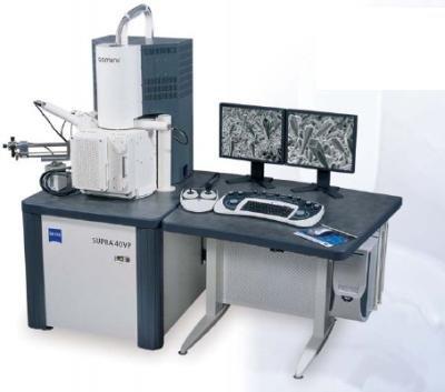 扫描电子显微镜结构图
