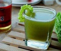 苦瓜苹果汁