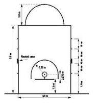 【设计小区广场健身塑胶公园篮球场】兵胜3图纸规范供应的图片