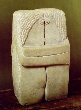 布朗库西雕塑吻_360百科