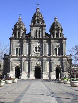 明末清初期间天主教会还在北京