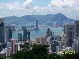 香港际机场是重要的际航空枢纽之一