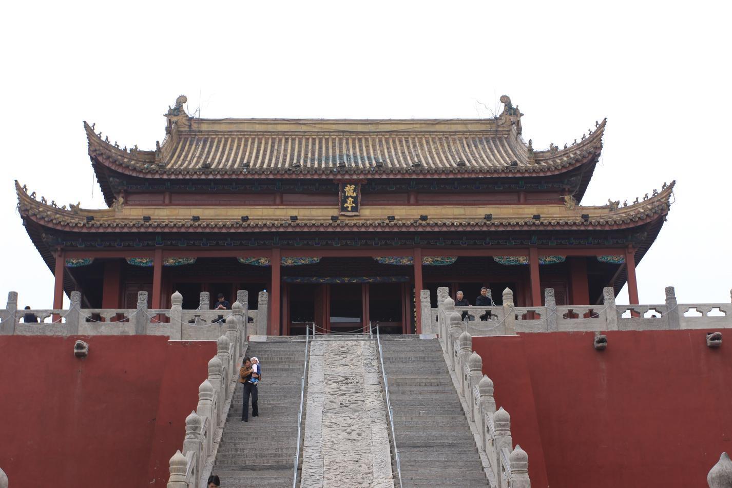 开封郑州旅游景点大全