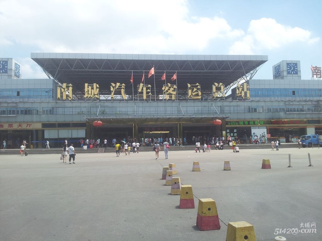 东莞到江门新会_东莞市南城汽车站
