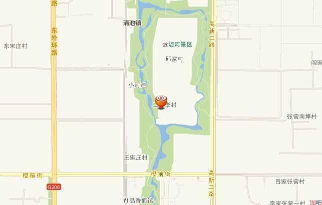 二甲王村隶属山东省潍坊市寒亭区高里街道,位于高里街道北部(北纬36