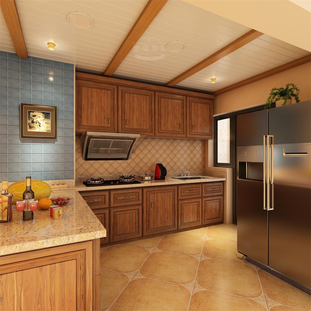 厨房吊顶图片