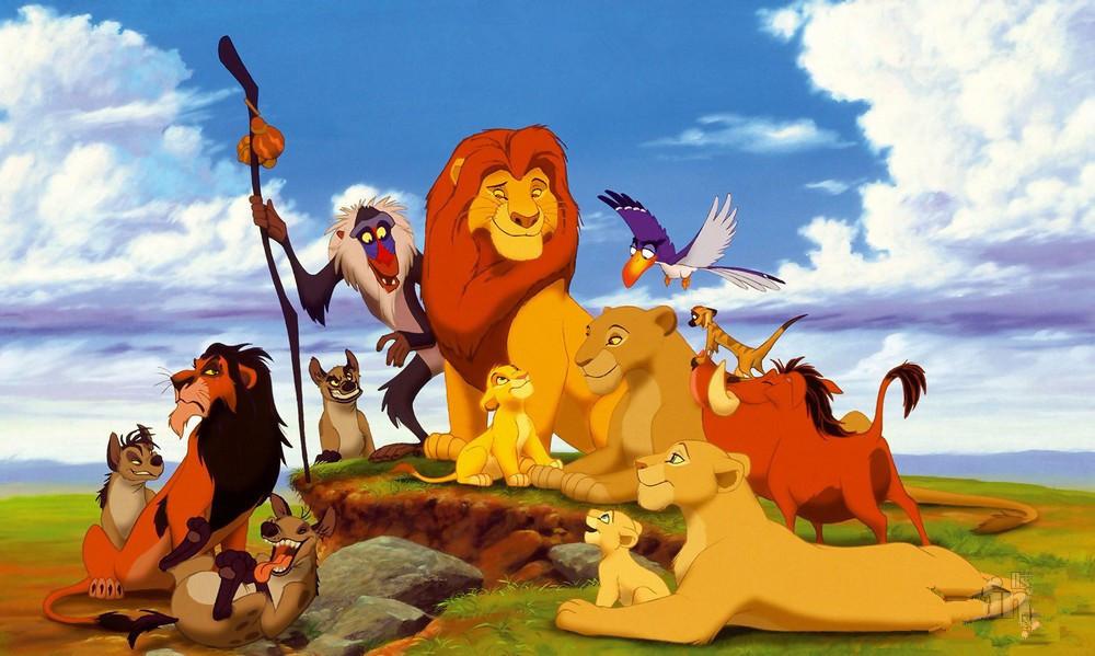 6,狮子王
