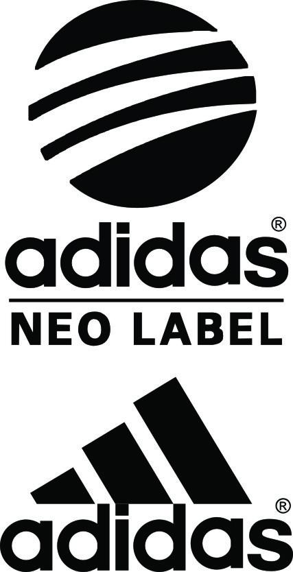 adidas logo矢量图
