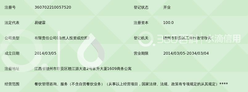 赣州市喜辣妹漫画管理服务_360百科镰刀餐饮图片图片