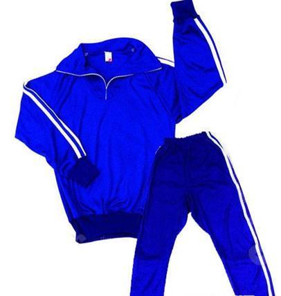 等到日本参加比赛穿的正是梅花运动衣厂生产的服装图片