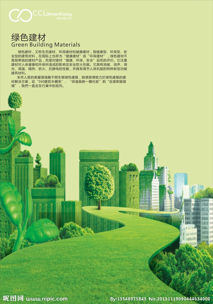 Materials For Green Building