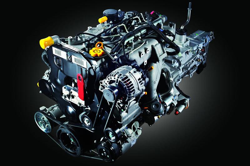 三菱4g69发动机 结构图