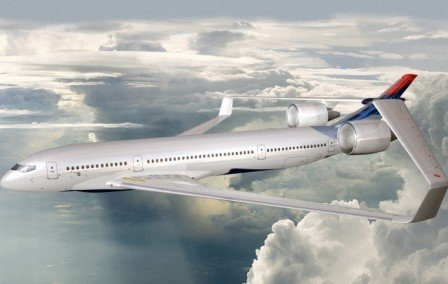 未来概念飞行器