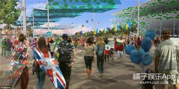 里约奥运快开幕了,但是等等,那边场地还没建完呢
