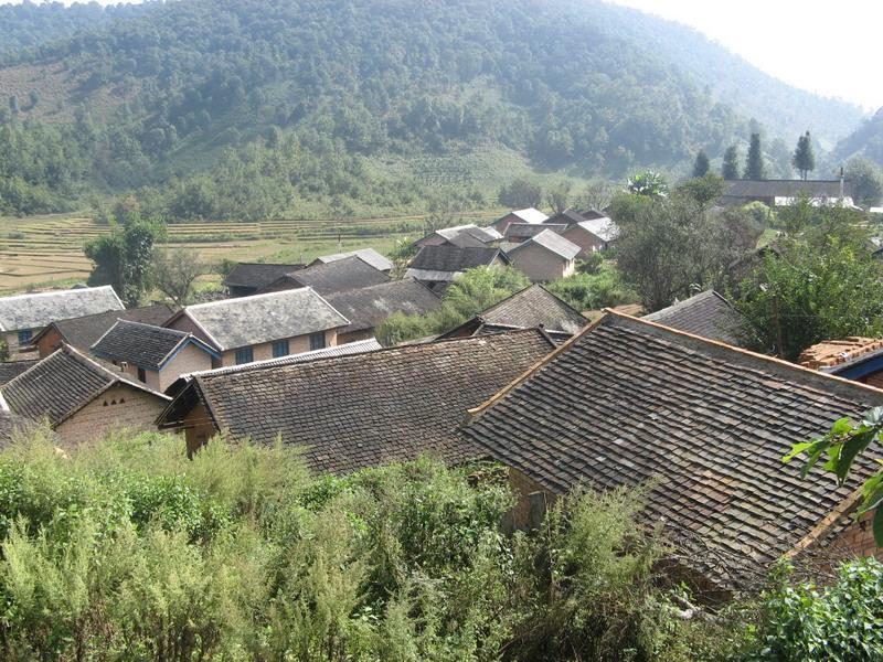 南朗河村隶属勐海县勐阿镇