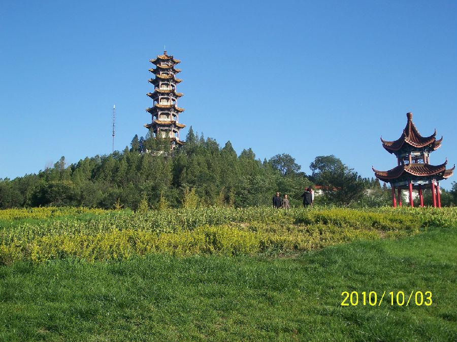 发鸠山自然风景区