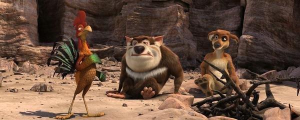 动物总动员电影图片