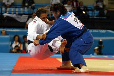 奥运会项目柔道