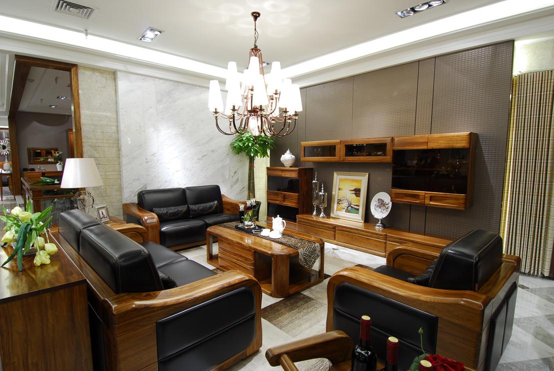 【御檀藏品】——中式新古典红木家具,是南洋迪克经过十余载的探索