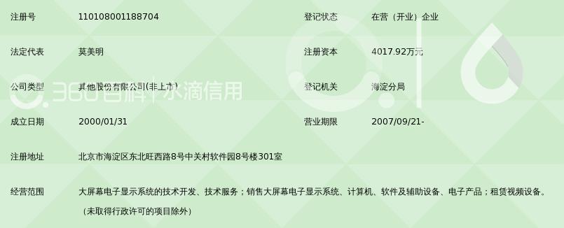 北京彩讯科技股份有限公司_360百科