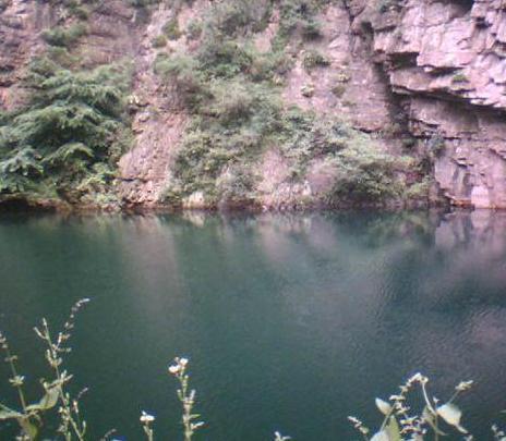 平谷湖洞水自然风景区_360百科