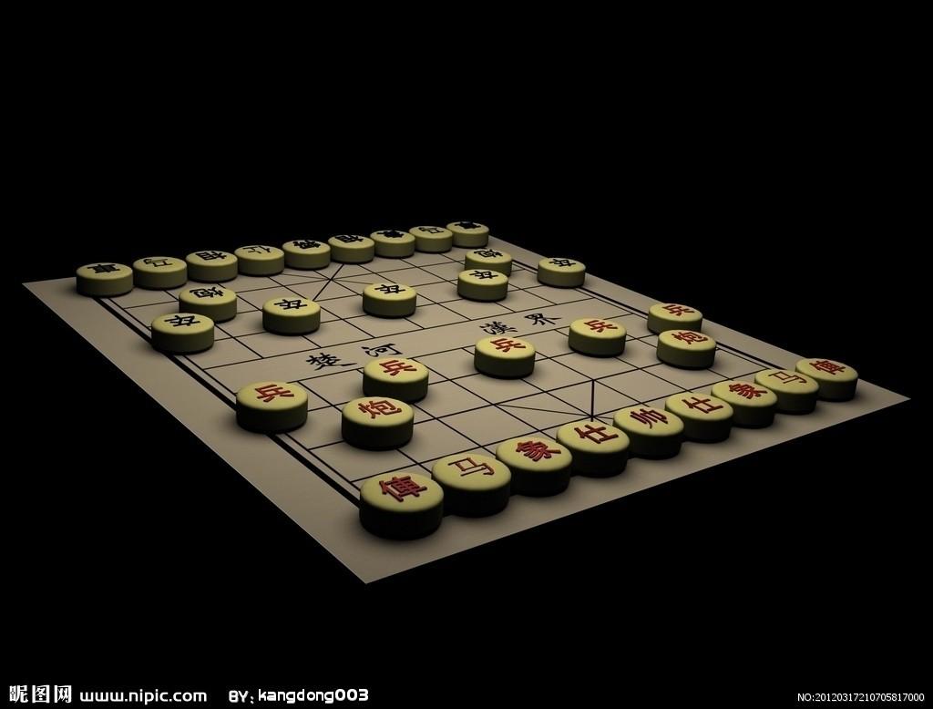 《象棋布局构思》系统介绍了布局的基本理论图片