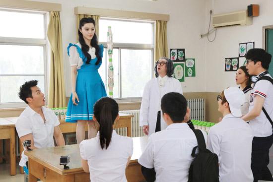 <挑盟>吴亦凡热拥范冰冰搭档薛之谦秀魔性舞蹈