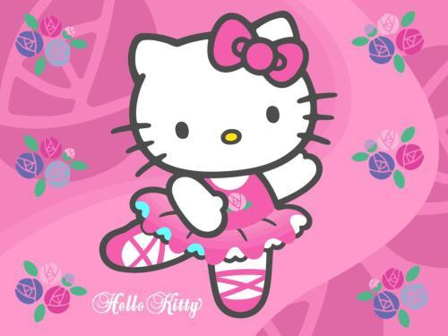 hello kitty卡通形象