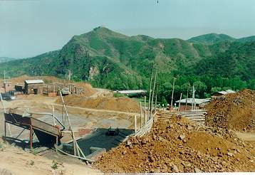 杨家窑乡市场活跃,经济繁荣,是清水河县内外客商投资建厂的好去处.