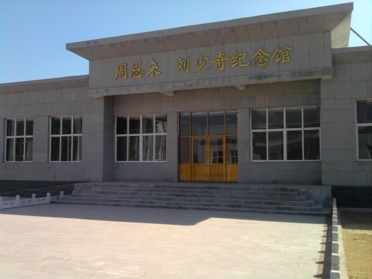 成安向阳学校广场雕塑
