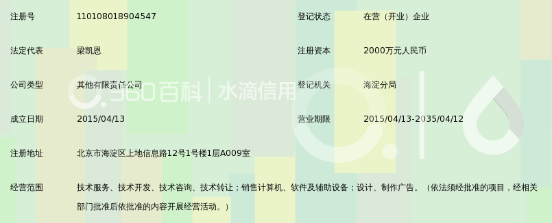 北京壹零壹目标网络科技有限公司_360百科