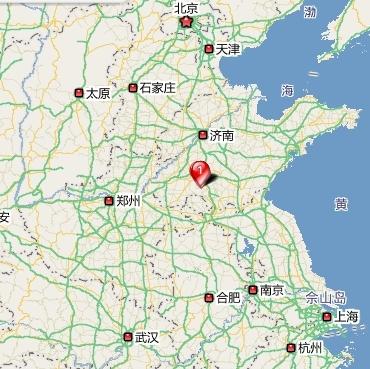 滨湖旅行手绘地图